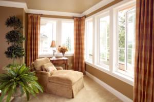 bedroom window chair