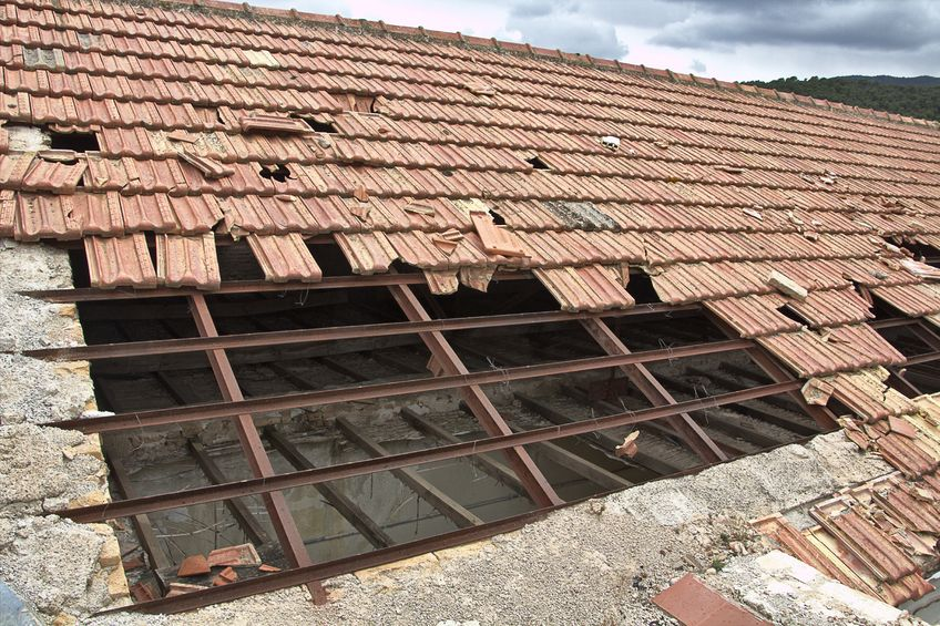 My Roof Has Storm Damage — Now What?
