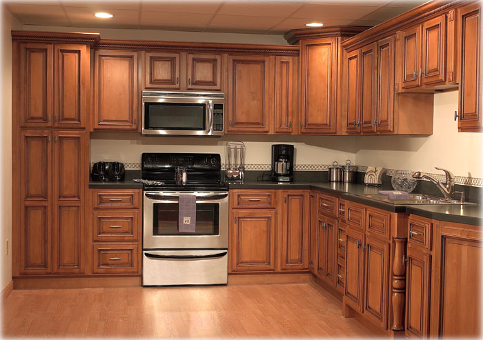 Options for Wood Cabinetry