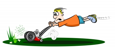 Some Important Lawn Mowing Safety Tips